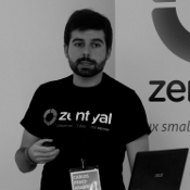 Carlos Pérez Aradros, Zentyal Cloud Lead Developer